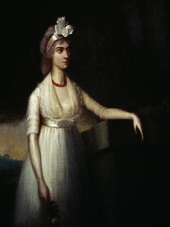 Portrait of Frances Nelson