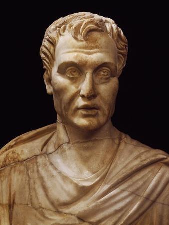 Bust of Menander