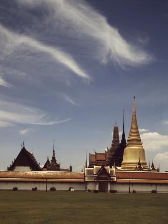 Temple of Emerald Buddha