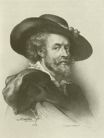 Peter Paul Rubens, Flemish Artist