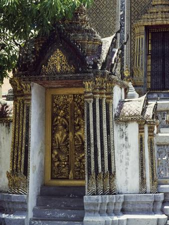 Library Enclosure at Temple of Emerald Buddha