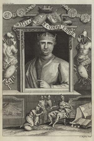 Portrait of William the Conqueror
