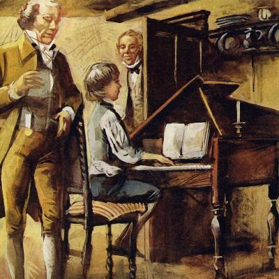 Schubert Was Born in Vienna in 1797
