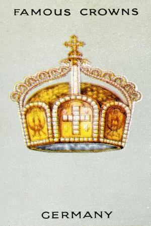 Imperial State Crown of Germany, 1938