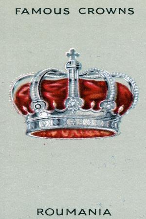 Royal Crown of Roumania, 1938
