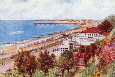 The Bay and Spa Gardens, Felixstowe