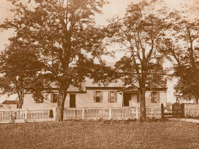 The Moore House, Yorktown