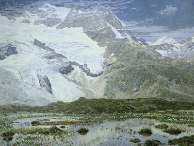 Cambrena Glacier, 1897