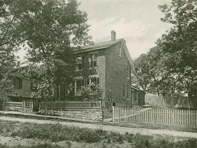 Home of Ulysses S Grant in 1861