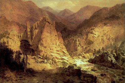 Headwaters of the Rio Grande, 1872-73