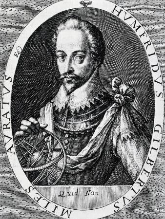 Portrait of Humphrey Guilbert