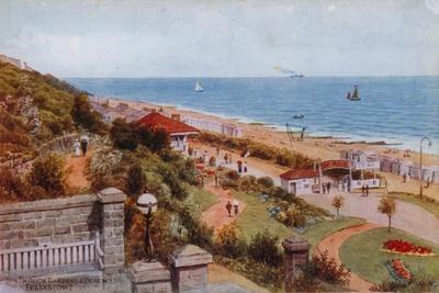 Spa Pavilion Gardens and Beach, Felixstowe
