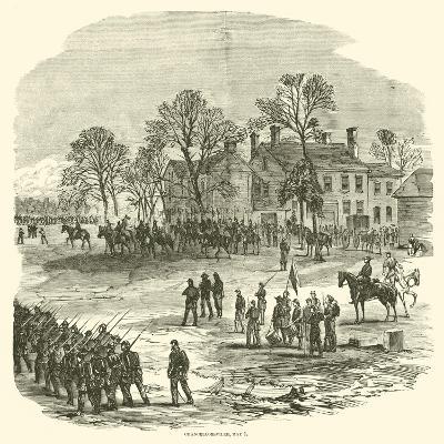Chancellorsville, May 1, May 1863