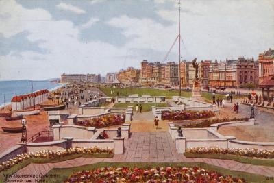 New Promenade Gardens, Brighton and Hove