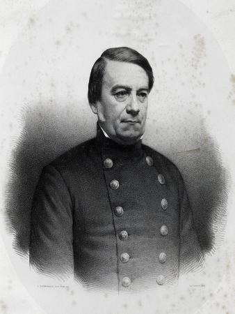 Portrait of Jose Maria Paz Y Haedo