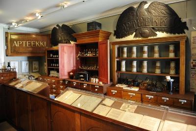 Pharmacy Jars