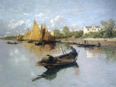 Lagoon, 1888