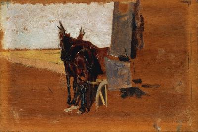 Horses, by Giuseppe De Nittis