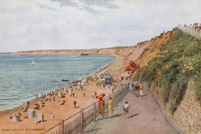 Sands and Cliffs, Southbourne
