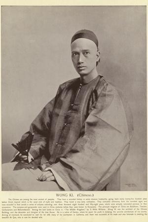 Wong Ki, Chinese