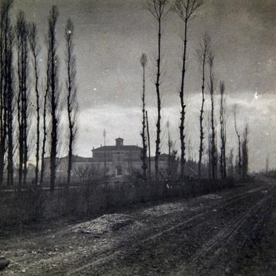 The Road Where the Father of Giovanni Pascoli