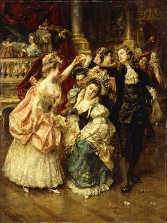 The Farandole Dance