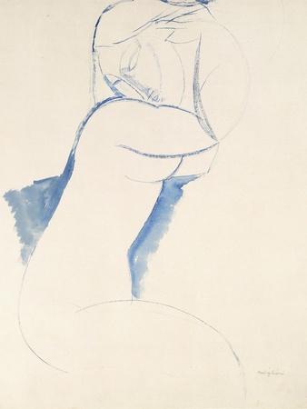 Caryatide, C.1913
