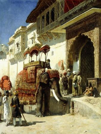 The Rajah's Favourite, 1884-89