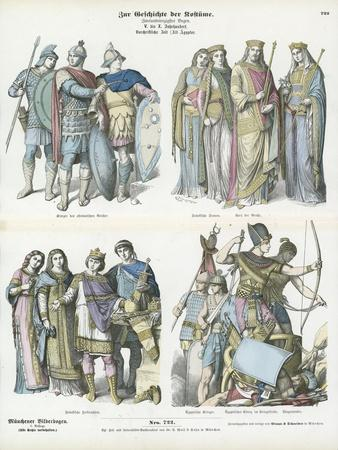 Costumes of the Ancient World