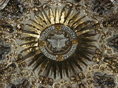 Vault of Rosario Chapel