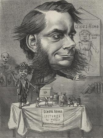 Thomas Henry Huxley, English Biologist