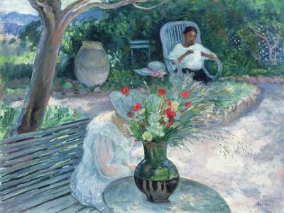 The Garden of Pradet, C.1923