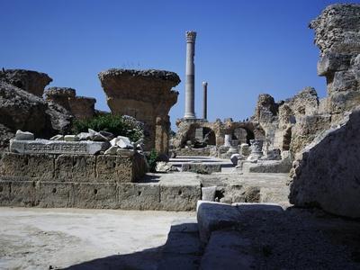 Baths of Antoninus