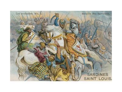 Battle of the Saracens