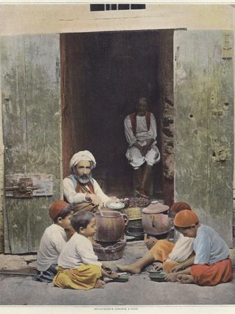 A Native Restaurateur in Tunis