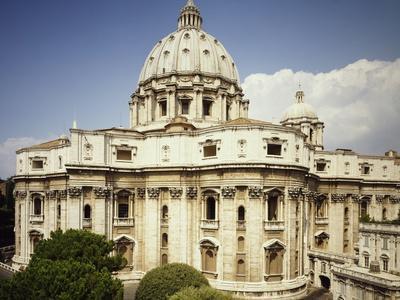 Spsidal Part of St Peter's Basilica