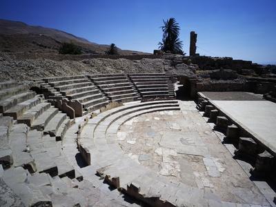 Theatre of Ancient City of Bulla Regia