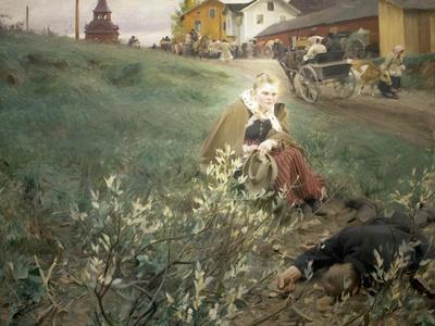 Fair at Mora, 1892