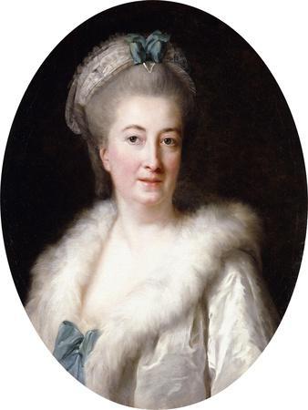 Portrait of the Artist's Mother, Madame Le Sevre