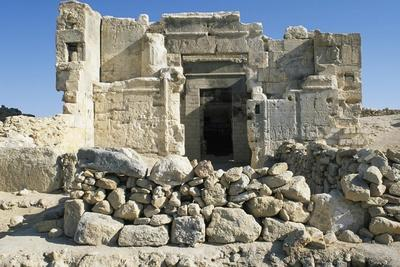 Temple of Oracle of Amun