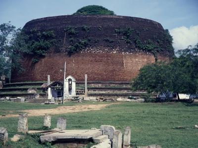 Mirisaveti Stupa, Anuradhapura