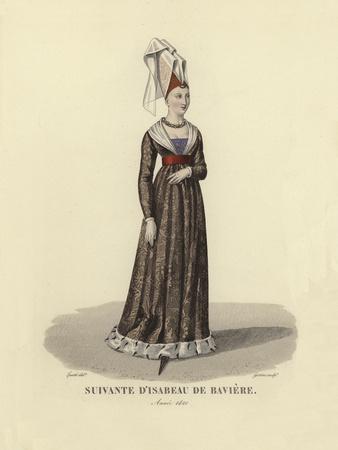 Follower of Isabeau of Bavaria