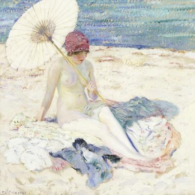 On the Beach, 1913