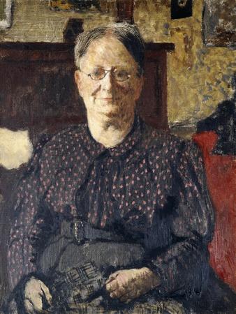 Portrait of Madame Vuillard, C.1905