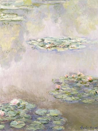 Nympheas, 1908
