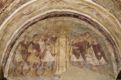 St Stephen Among the Jews