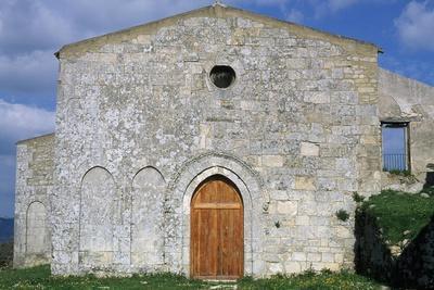 Facade of Sanctuary of Rifesi