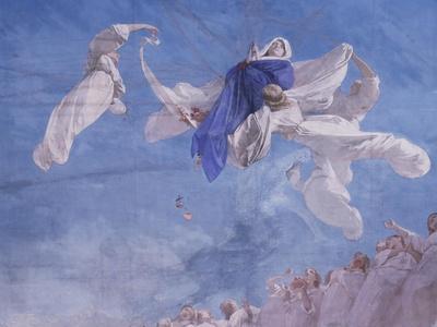 The Assumption, Fresco