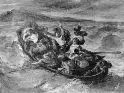 Christ on the Sea of Galilee, 1853