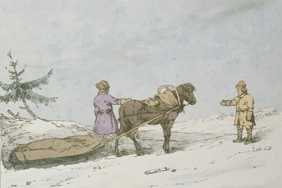 Finland Sledge, 1803